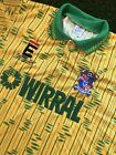 ULTRA RARE Tranmere Rovers Third Shirt 1991/92 91/92 1992 Great Condition 3rd M