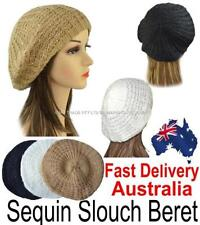 Polyester Beret Hats for Women