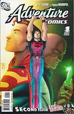 Adventure Comics (2009 series) #1 Oct. 2009 FN/VF DC Comics ID #57