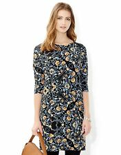 Monsoon Scoop Neck Tunic Floral Dresses for Women