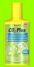Tetra co2 plus 250ml co2 f Wasserpflanzen flüssiger Kohlenstoff-Dünger der Turbo