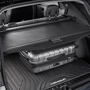 2018-2021 Chevrolet Equinox GMC Terrain GM Cargo Security Shade Black 84390989