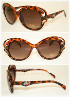 New DG Womens Fashion Designer Eyewear Sunglasses Shades Hot Butterfly Big Large