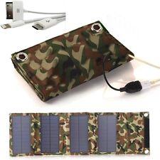 POWER BANK caricaBATTERIA ESTERNA PANNELLO SOLARE USB  UNIVERSALE SMARTPHONE