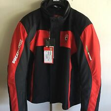 Ducati Corse D-Dry Tex Motorcycle Jacket 52 By Dainese