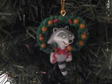 DISNEY MEEKO FROM POCAHONTAS GROLIER CHRISTMAS MAGIC TREE ORNAMENT DECORATION