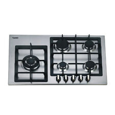 75cm Gas Cooktop 5 Burners Built In for Kitchen