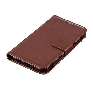Luxury Leather Wallet Stand Thin Skin Case Cover For Asus Zenfone 4 Max ZC520KL