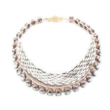 Shourouk Kette Multicolor Damen Accessoire Necklace Collier Jewelry Schmuck
