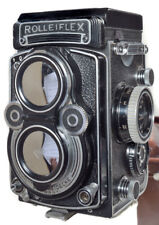 Rolleiflex 3.5F Ver II Carl Zeiss Planar 75mm F3.5 EX+ condition Just serviced