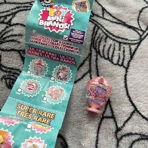 MB1 Zuru 5 Surprise Toy Mini Brands Rose Gold Pink Figure Rainbocorns ULTRA RARE