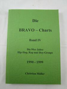 Christian Müller - Die Bravo Charts Band 4 Nachschlagewerk Lexikon