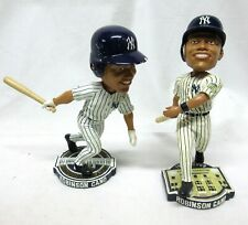"RARE 8"" FOREVER COLLECTIBLES YANKEES ROBINSON CANO BOBBLEHEAD 2008 2009 LEGENDS"
