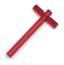 Lego New Star Wars Trans-Red Bar 4L / 2L Crossed Kylo Ren Lightsaber Blade
