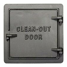 """US Stove COD8 Cast-Iron Chimney Clean-Out Door, 8"""" x 8"""""""