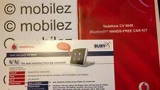 New+Original BURY/Vodafone CV9040 INSTRUCTION MANUAL/QUICK START GUIDE Vodaphone