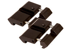 UTG 11mm Dovetail to Weaver Picatinny Rail Adapter - For Crosman Steel Breech