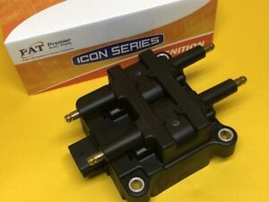 Ignition coil for Subaru SG9 FORESTER 2.5L 02-05 EJ251 male post 2 Yr Wty