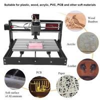 CNC 3018 Pro Mini Fraiseuse Graveur Machine Gravure Engraver CNC Router Kit EU