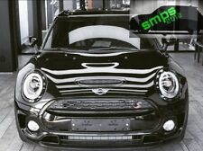Mini F54 Clubman front grille strip Black Gloss Cooper S JCW late 2013 onwards
