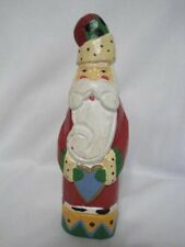 """Midwest of Cannon Falls Santa Holding Heart Figurine 6"""""""