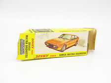 Dinky Toys Spain 1/43 - Boite Vide Originale Matra Simca Bagheera 1454