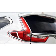 For Honda CRV CR-V 2017 2018 Chrome Rear Fog Moulding Cover Trims accessories