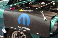 Fiat Chrysler Black Modern Mopar car mechanics fender cover paint protector