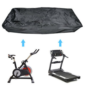 Treadmill Cover Waterproof Dustproof Running Machine Dust Protection Cover Black