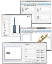 Band School Music Teacher Store Musical Instrument Insurance Inventory Software