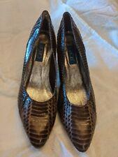 Vintage womens shoes Us 9 N CinCin
