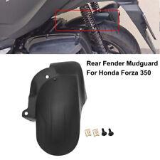 Rear Fender Mudguard Splash Guard Protector Cover For Honda Forza 350 2020 2021