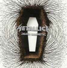METALLICA death magnetic (CD album, 2008) thrash heavy metal 00602517737266