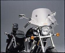 Slipstreamer SS-24 Hellfire Windscreen Clear Motorcycle Cruiser