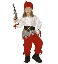 Pirate Faschingsköstüm Childrens Fancy Dress Girl, Size 110 CM, 3-4 Years