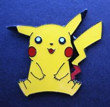 Pikachu pokemon HAPPY Anime Pin