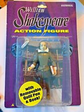 Accoutrements Outfitters of Popular Culture William Shakespeare Action Figure!