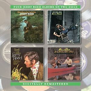 Jerry Reed - When Youre Hot, Youre Hot / Ko-Ko Joe / Smell The [CD]