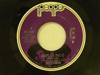 James Brown 45 ESCAPE-ISM pt I bw pt II & pt III    King M-  soul