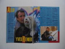 Yves Renier Luna Parker Robbie Nevil Gouts De Luxe Stranglers clippings France