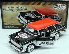 Darrell Waltrip Ho Octane Garage 1955 Chevrolet Nomad 1:24 In Stock New !