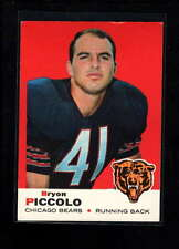 1969 TOPPS  #26 BRYAN PICCOLO ROOKIE RC EX-MT D9689