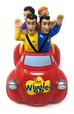 The Wiggles Big Red Car  Singing Musical Toy Spin Master 2003 Rare HTF