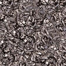 Miyuki Quarter Tila Beads 5x1.2x1.9mm QTL190 Nickel Plated 7.5g (R33/8)