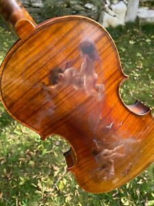 Old French Violin - Beautiful 1900's JTL - excellent condition
