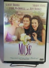 The Muse (DVD,2000)Free Shipping - Sharon Stone, Andie MacDowell, Jeff Bridges