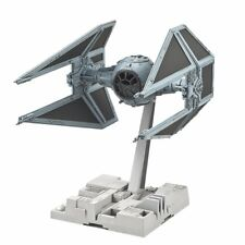 Bandai 1/72 Tie Interceptor Plastic Model Kit Star Wars Episode 6
