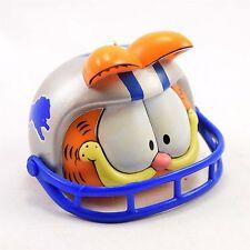 NFL Garfield Detroit Lions Helmet Christmas Ornament Enesco
