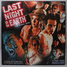 Last Night On Earth Zombie Survival Board Game Horror  Flying Frog