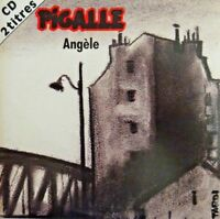 PIGALLE : ANGELE - [ CD SINGLE ]